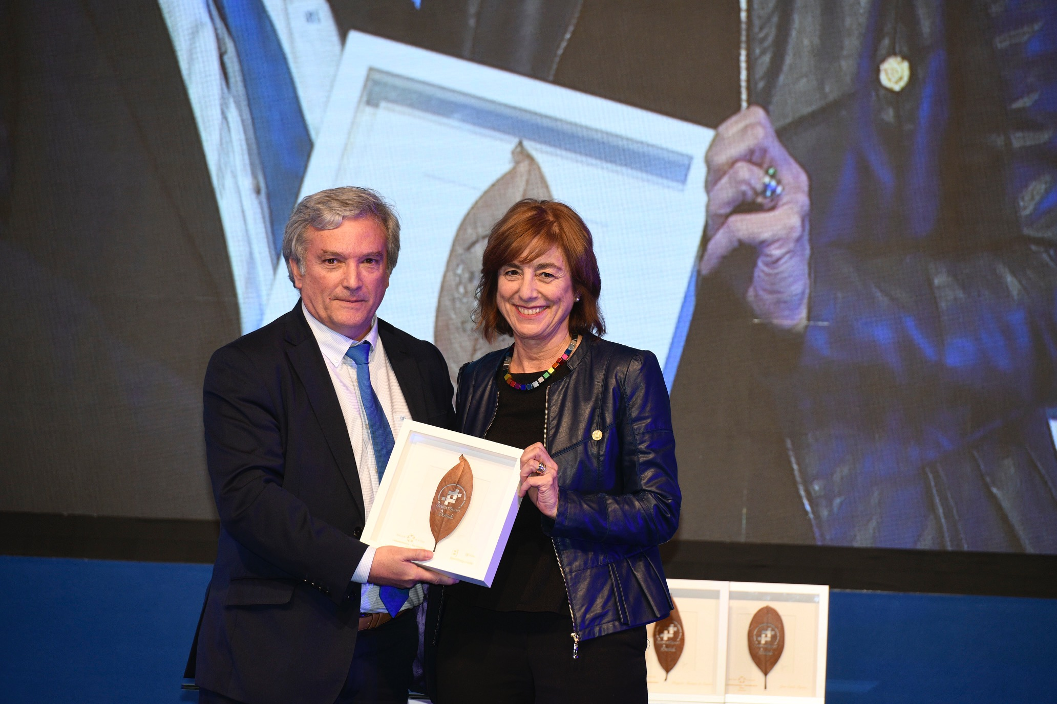 Entrega del Premio GaituzSport Berritzeguneak