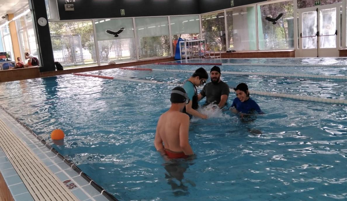 Programa Aulas Estables y Natación GaituzSport