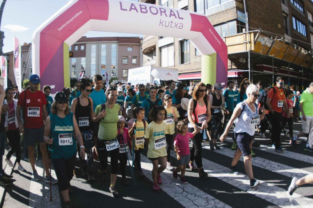 Kosta Trail Marcha Familiar